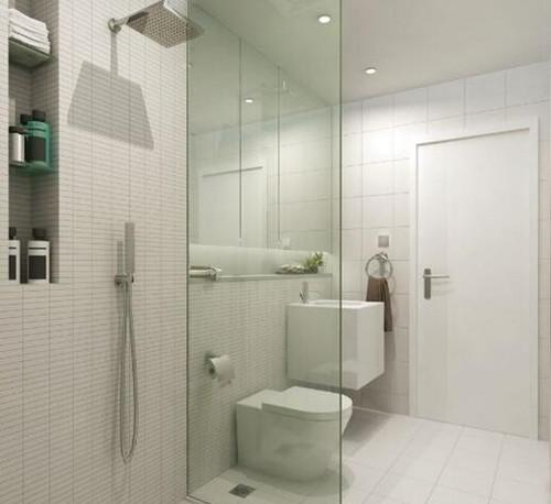 昆明俊雅装饰分享:小洗手间的5个装修技巧
