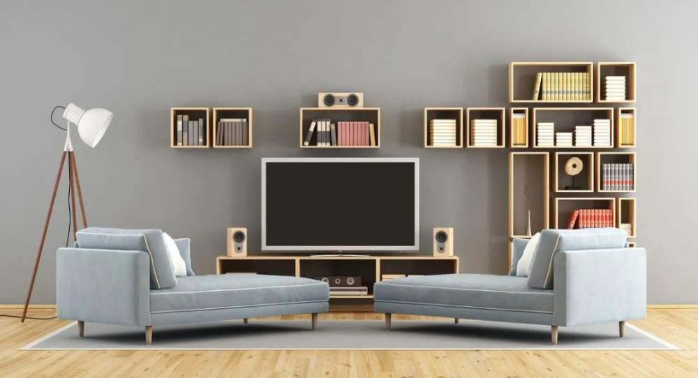 """电视柜怎么选?忽视这3个方面,那就只能""""耗子尾汁"""""""