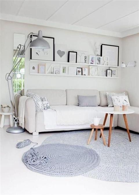 小户型客厅的设计注意点,小空间玩出大花样!