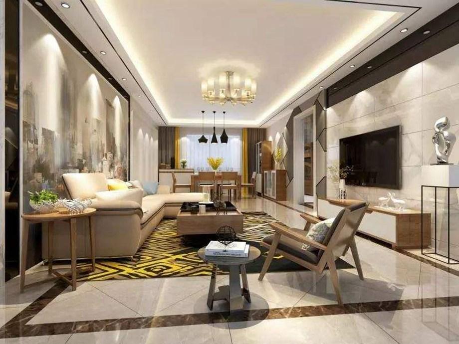 客厅装修怎么设计,几大要素不要忽略哦!