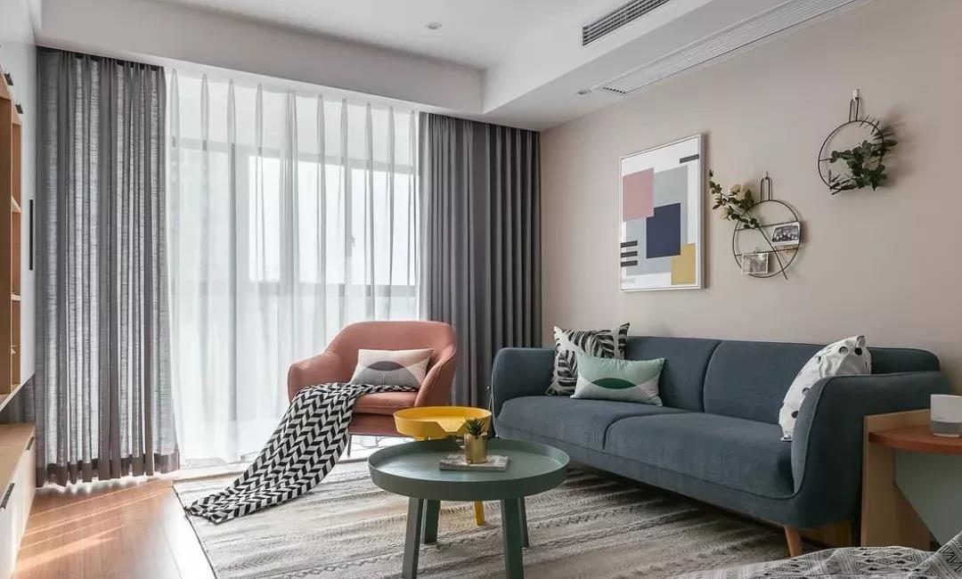 传统的客厅已经过时了,现在都流行这样设计!