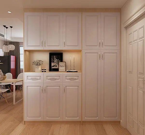 新房装修,这6个地方一定要打柜子,入住后才知道多实用