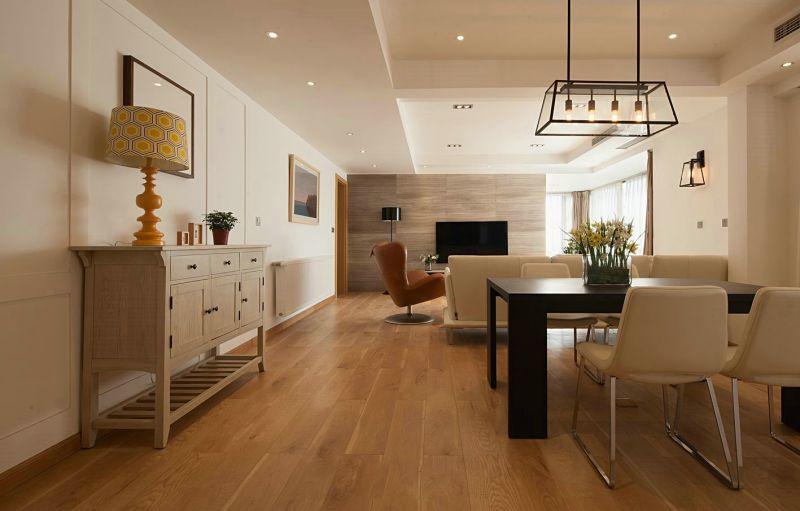 昆明——海伦国际简单清新北欧风两居室