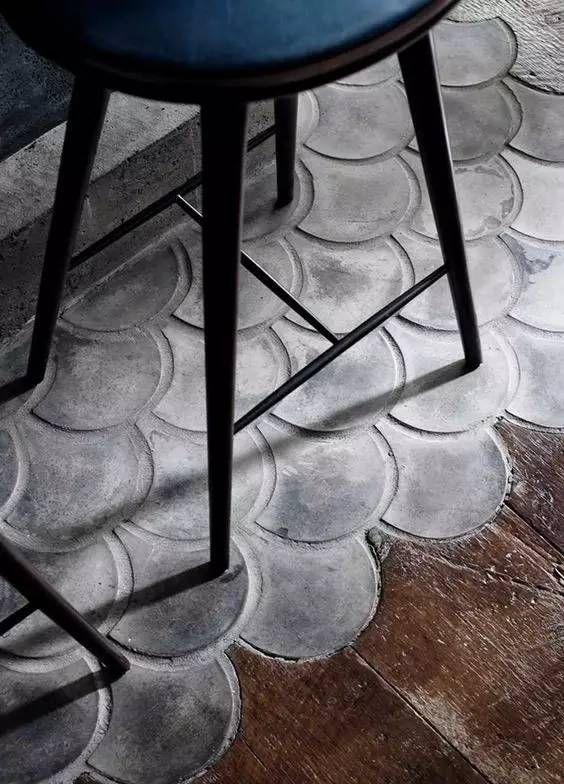 2018年最流行的地砖木地板铺贴效果