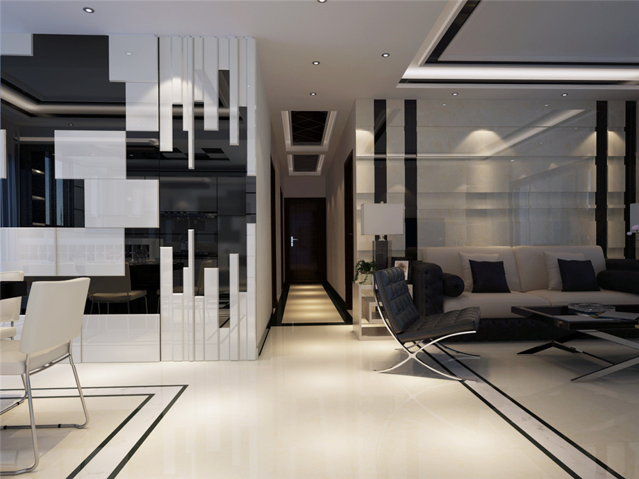 長方形客廳如何裝修和注意事項