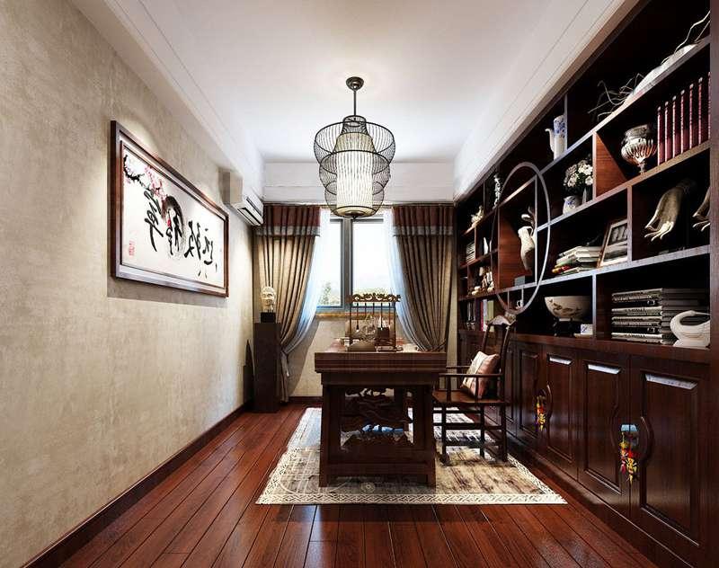 汉中聚佰利装饰教您书房装修的4大技巧
