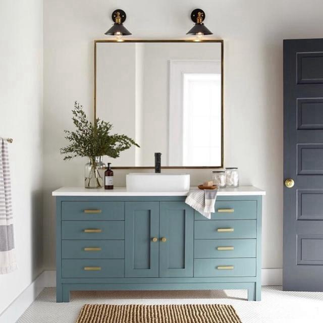 打造完美的浴室,从色彩搭配开始
