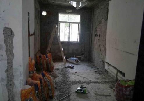汉中旧房装修