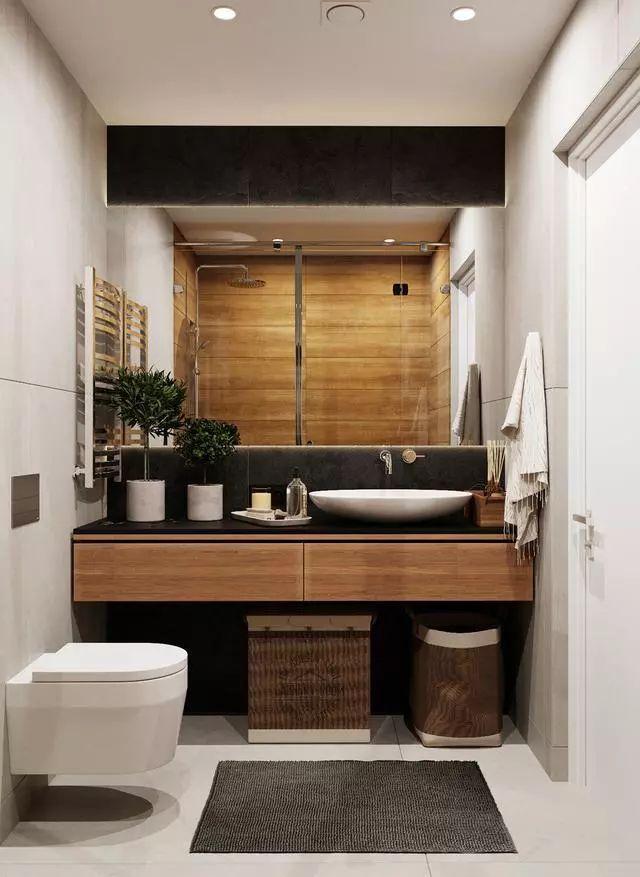 衛生間角落里空間利用設計 想要零死角就從這幾方面下手