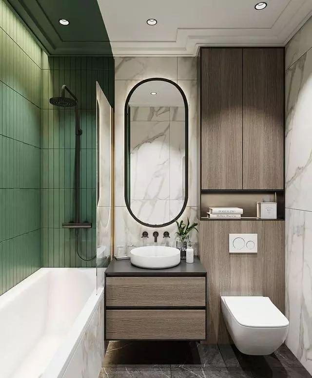 卫生间角落里空间利用设计 想要零死角就从这几方面下手