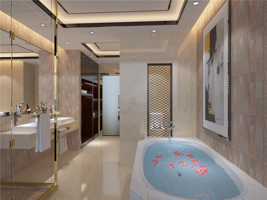 北海装修案例南珠酒店