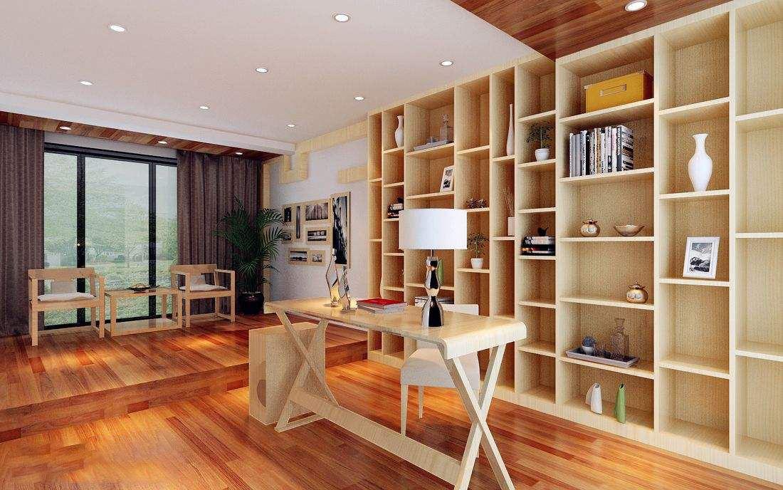 书房装修,小空间发挥大作用