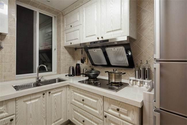 廚房神級收納技巧 北海誠藝裝飾與您分享