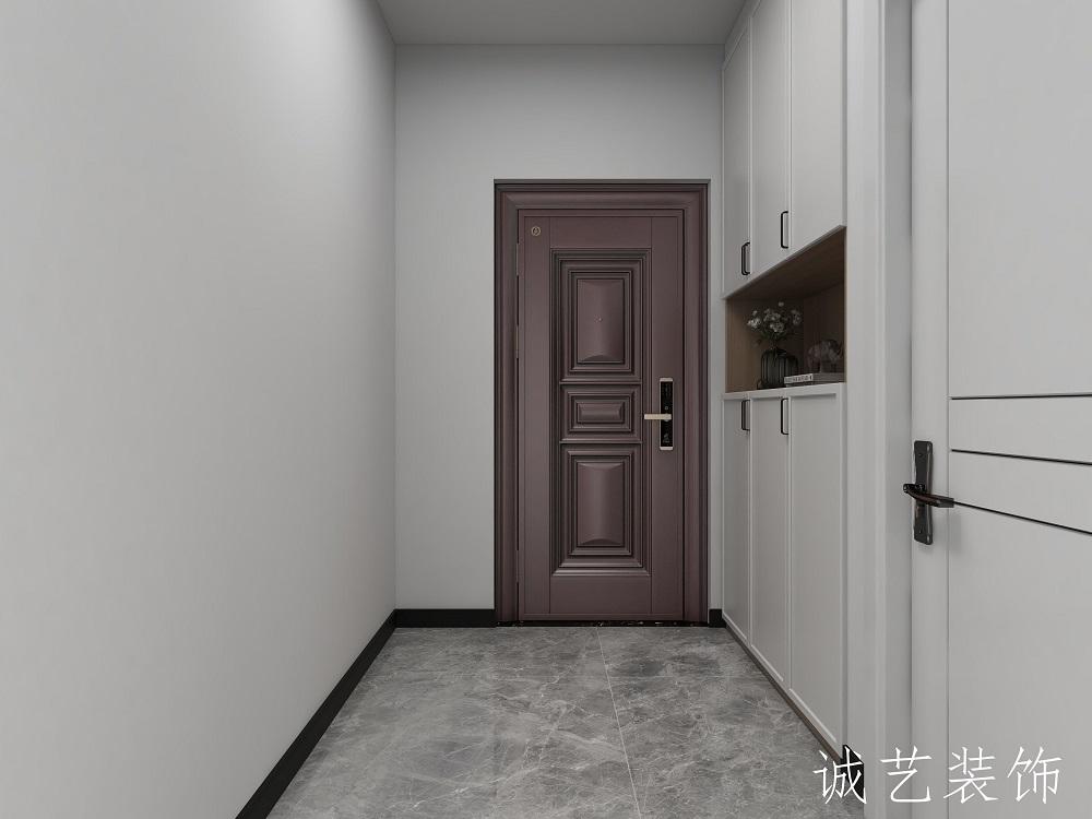 北海装修案例天赐锦园2-1301