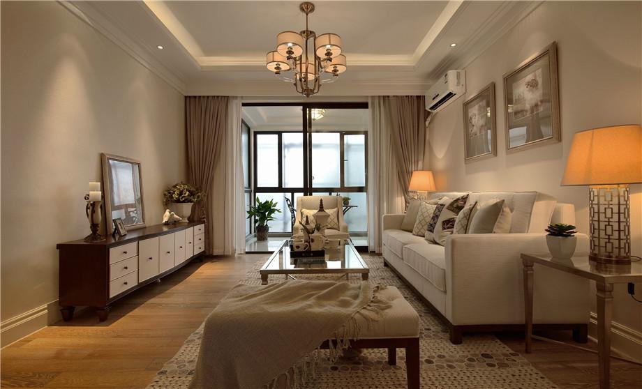 北京博嘉世纪装饰为您分享客厅色彩设计有什么形式?