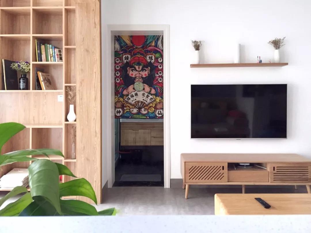 几种常见风格的电视机壁挂安装