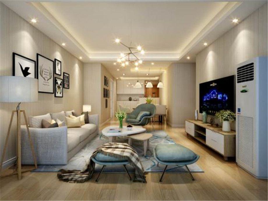 客厅该铺瓷砖还是地板