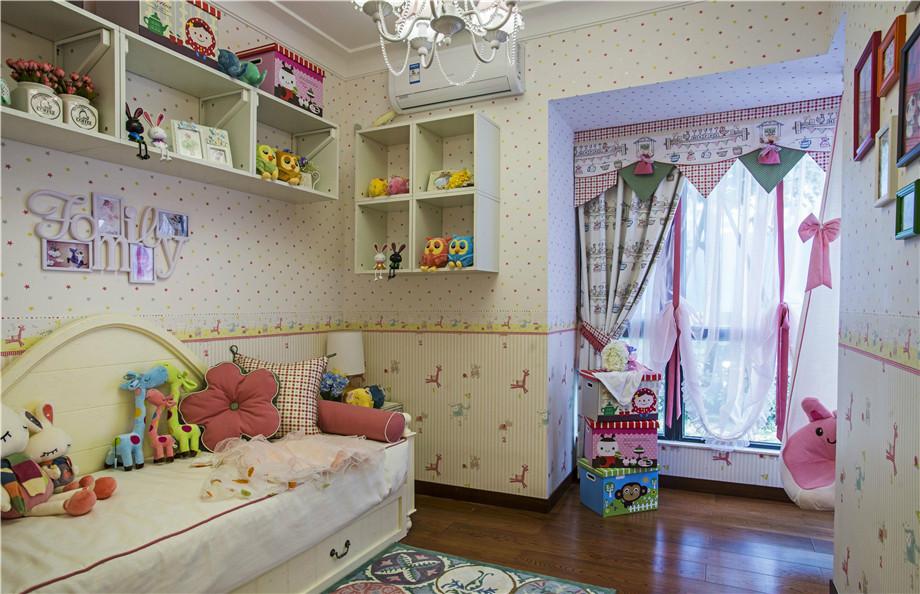 儿童房装修不可忽视的三大空间