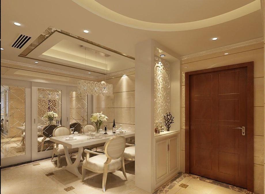 玄关装饰设计有几个因素应考虑?