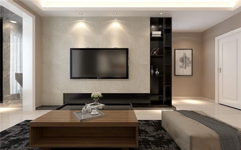 客厅不装电视墙的五种方案