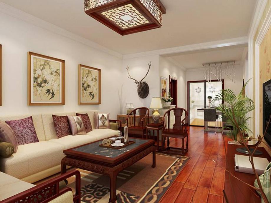 中式风格家装装修注意细节