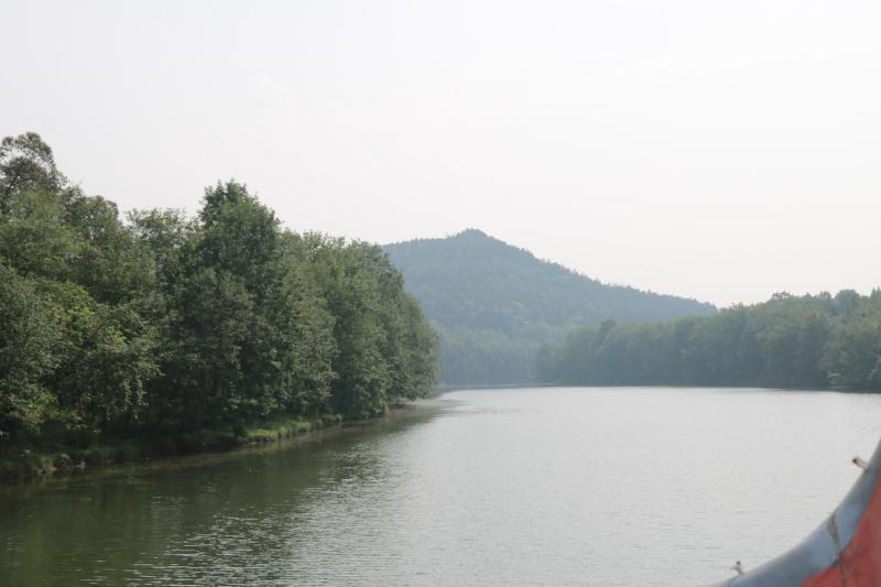 5.1构溪河团建