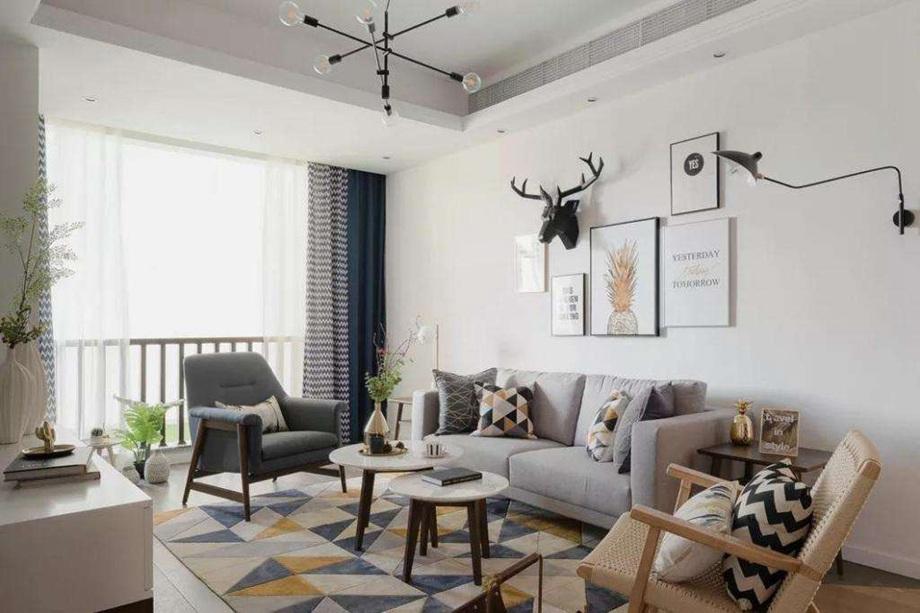 如何装出眼前一亮的客厅?