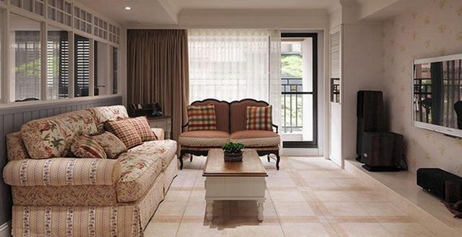 正方形客厅如何装修?佰思艺装饰为您解疑答惑!