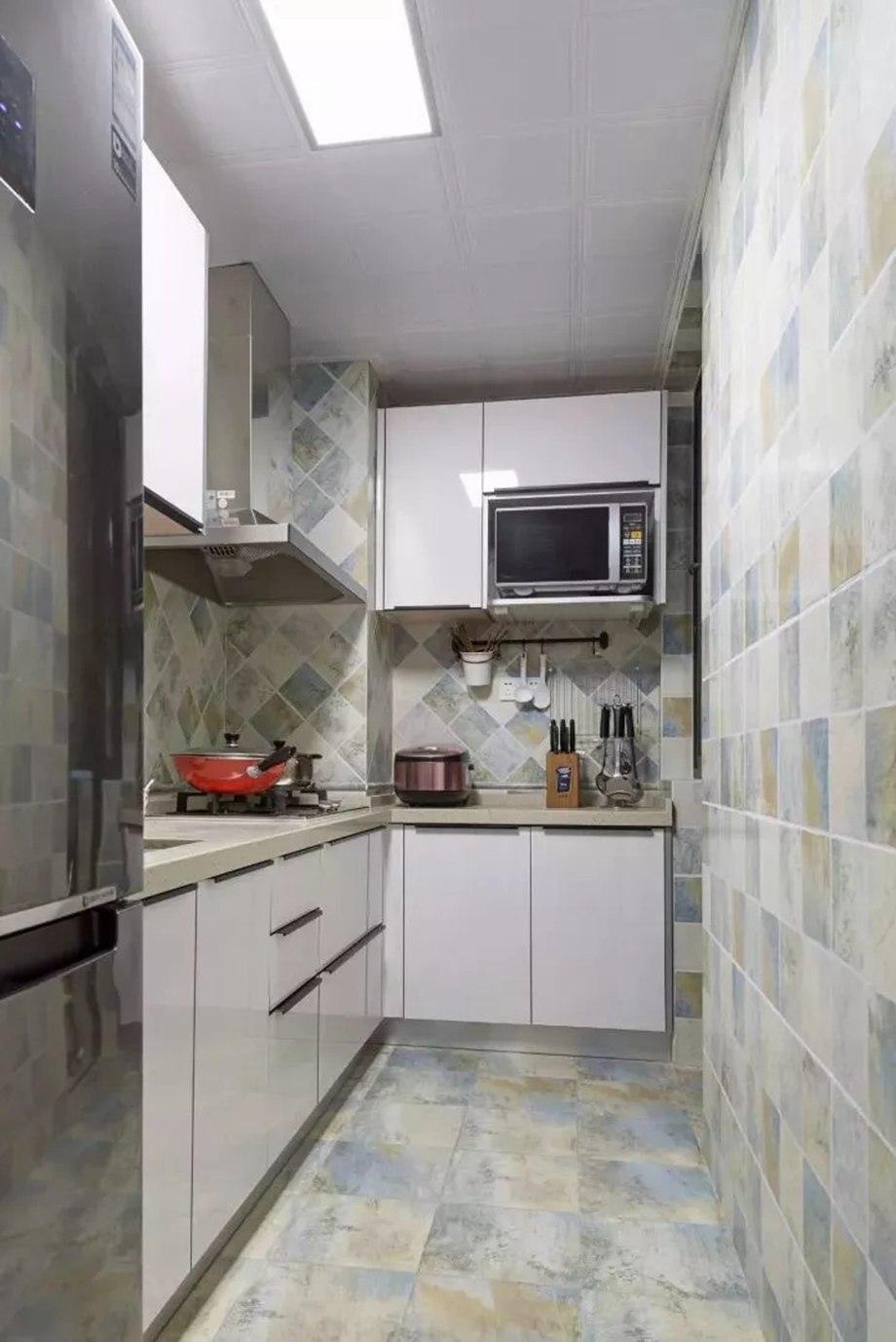 大气美观的厨房就得这么装!