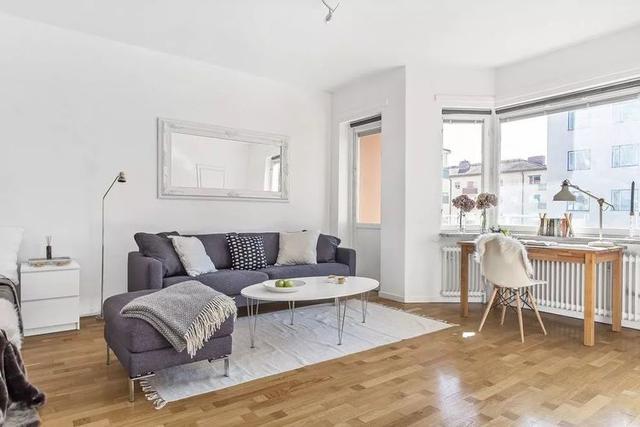 小客厅如何装修搭配?这样搭配空间显大又时尚