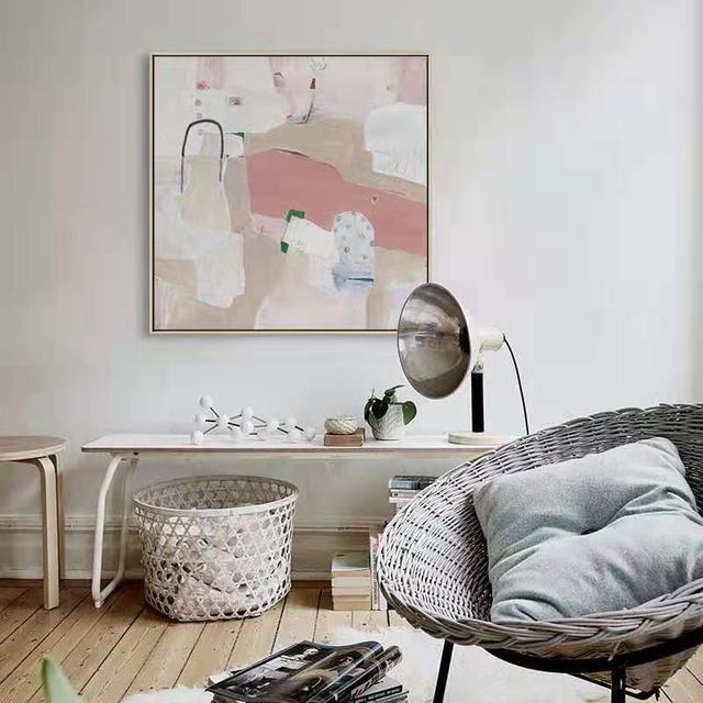 选对了装饰画,能让家里的墙面颜值爆表!