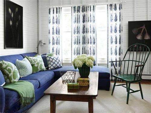 客厅装修色彩怎么搭配?