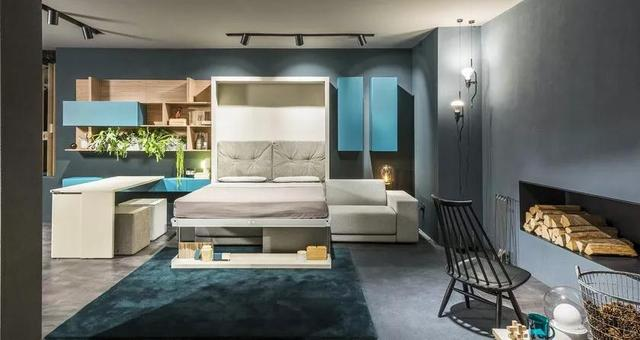 小卧室怎么布置空间更显大?