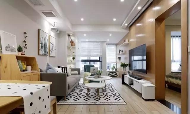 一份最完整的客厅尺寸分享给你,快收藏!