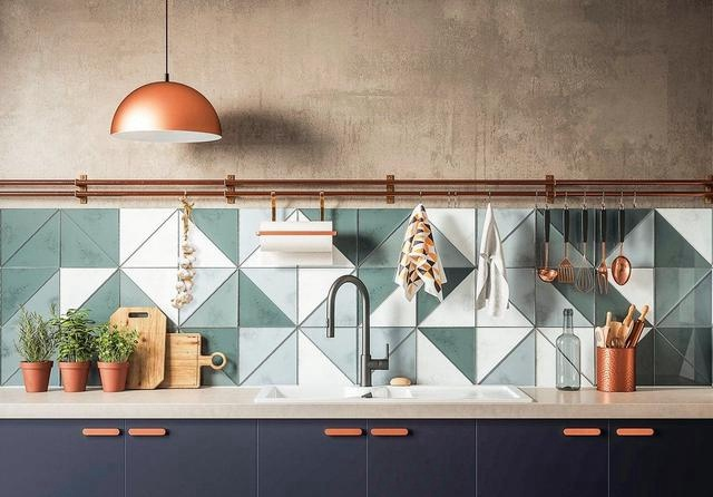 厨房颜色如何搭配,你真的了解吗?