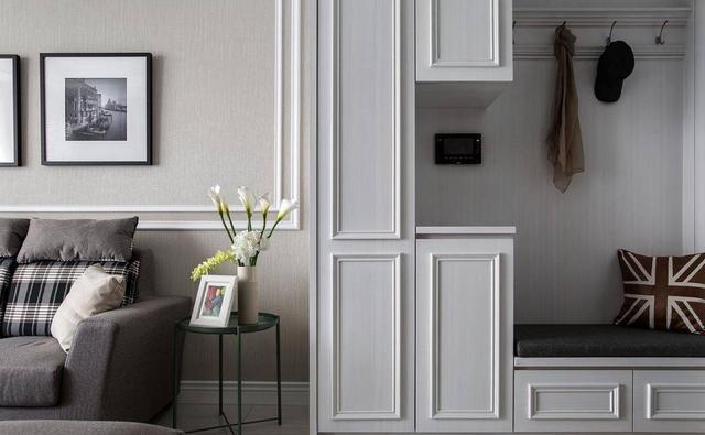 玄关柜的设计讲究,这样做尺寸小了一半收纳却增倍,快来看看吧!
