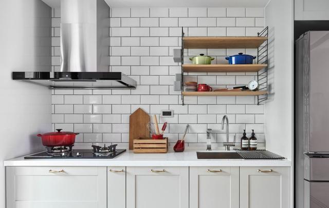 喜欢开放式厨房的朋友,一定要看这篇开放式厨房的设计方案