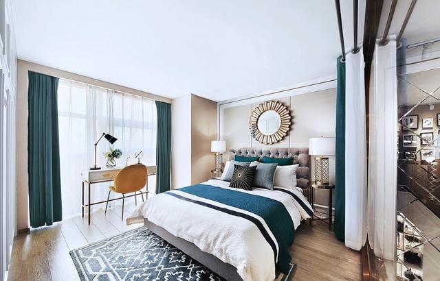 2020年流行什么样的卧室背景墙?好看的20款床头设计,你值得一看!