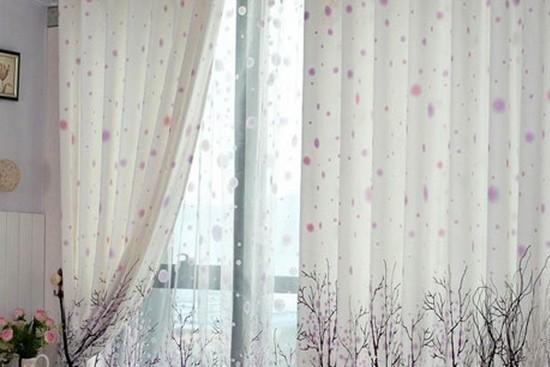 夏季窗帘材质选购技巧,看过来!