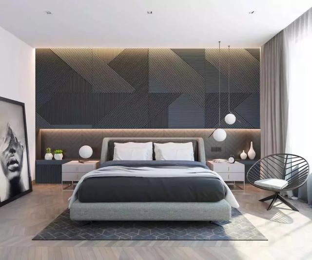 整体卧室装修是潮流,还不赶紧看过来?