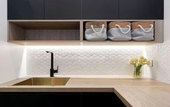 最佳厨房清洁方法——从装修开始!