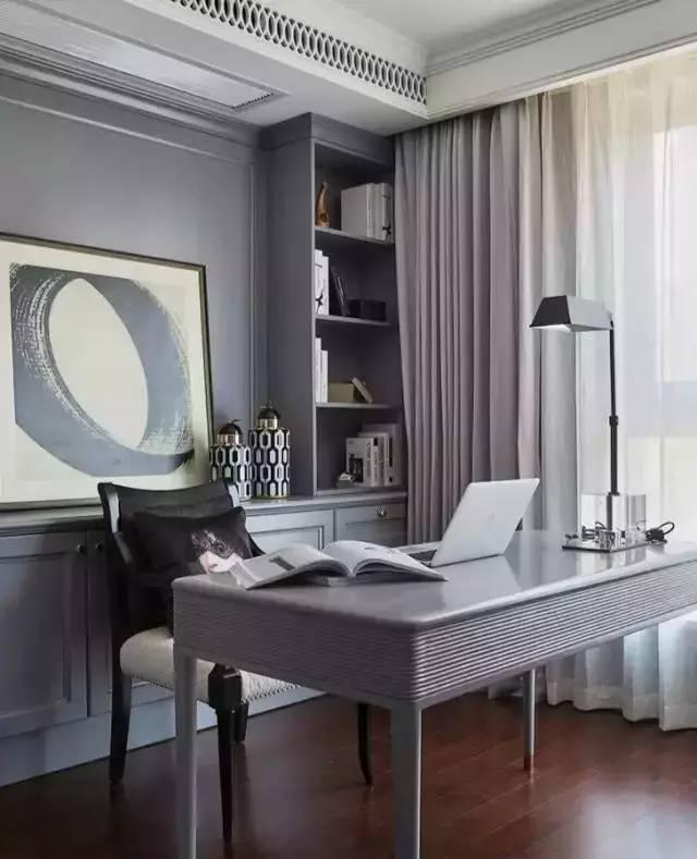 书房装修攻略,为你的家营造一个优质的阅读空间