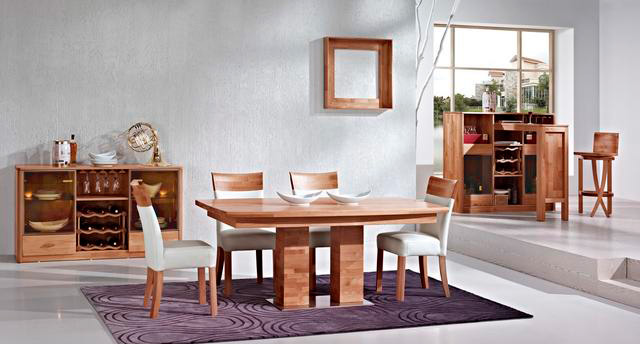 让小白开窍的一套餐厅布置方案,用餐氛围更有情调了