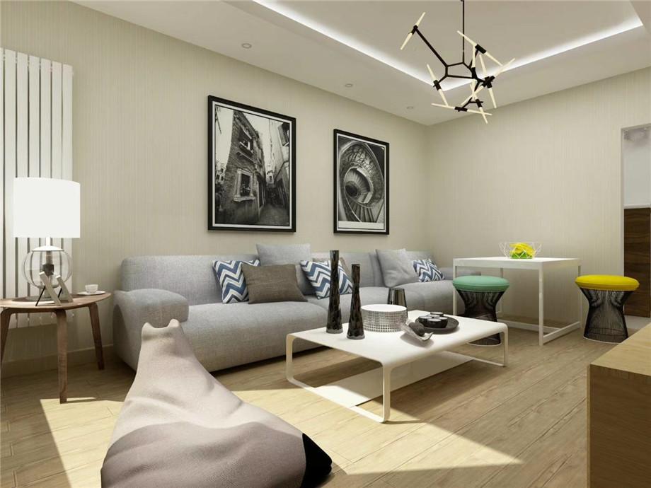 客厅挂画的实用技巧 布局得当墙面增色不少