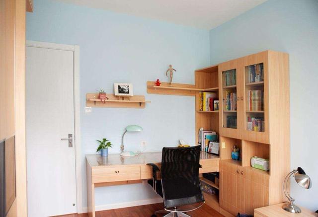 儿童书房设计参考意见,为孩子打造舒适学习环境!