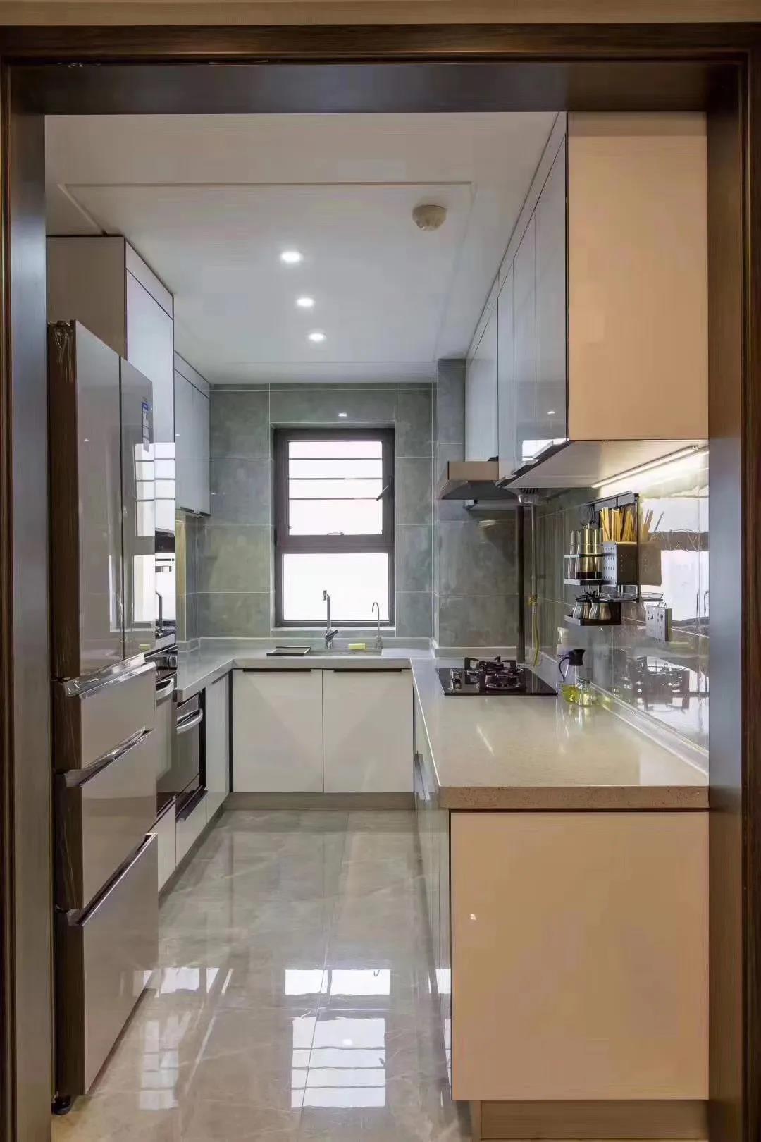5㎡的厨房却有10㎡的容量?这些设计,不得不服!