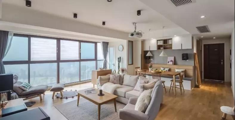 2021年客厅流行这样设计!