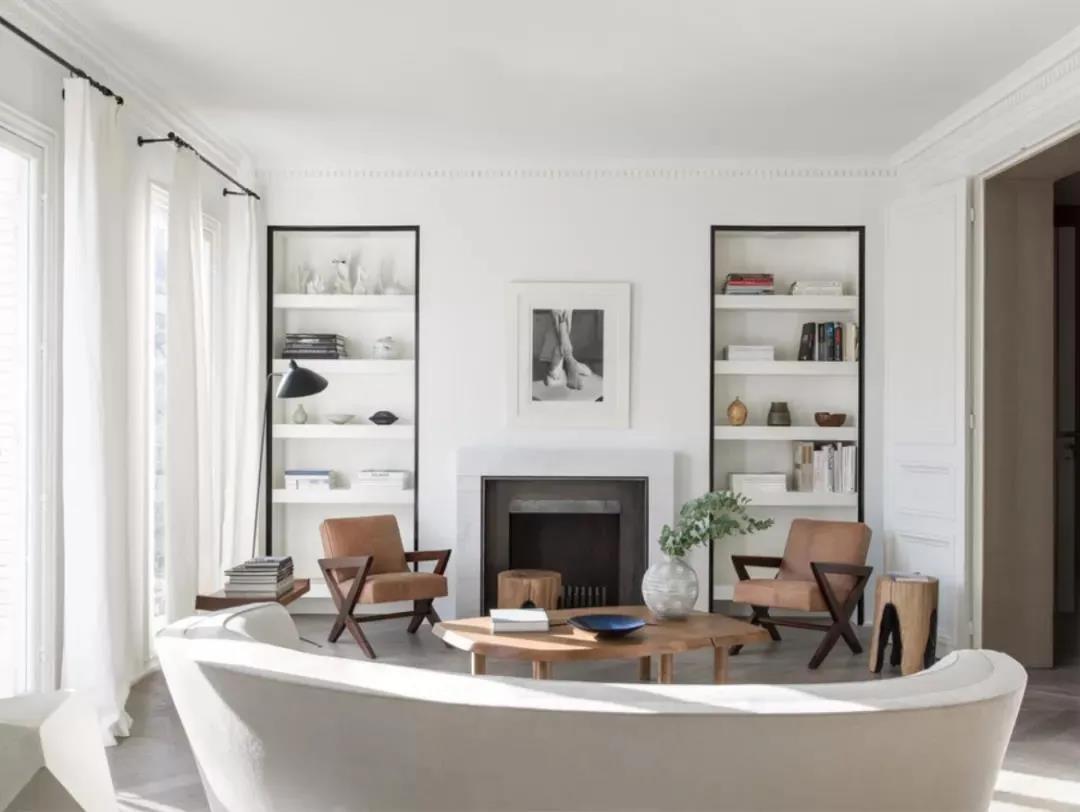 """客厅=茶几+沙发+电视?是时候""""断舍离""""了!"""
