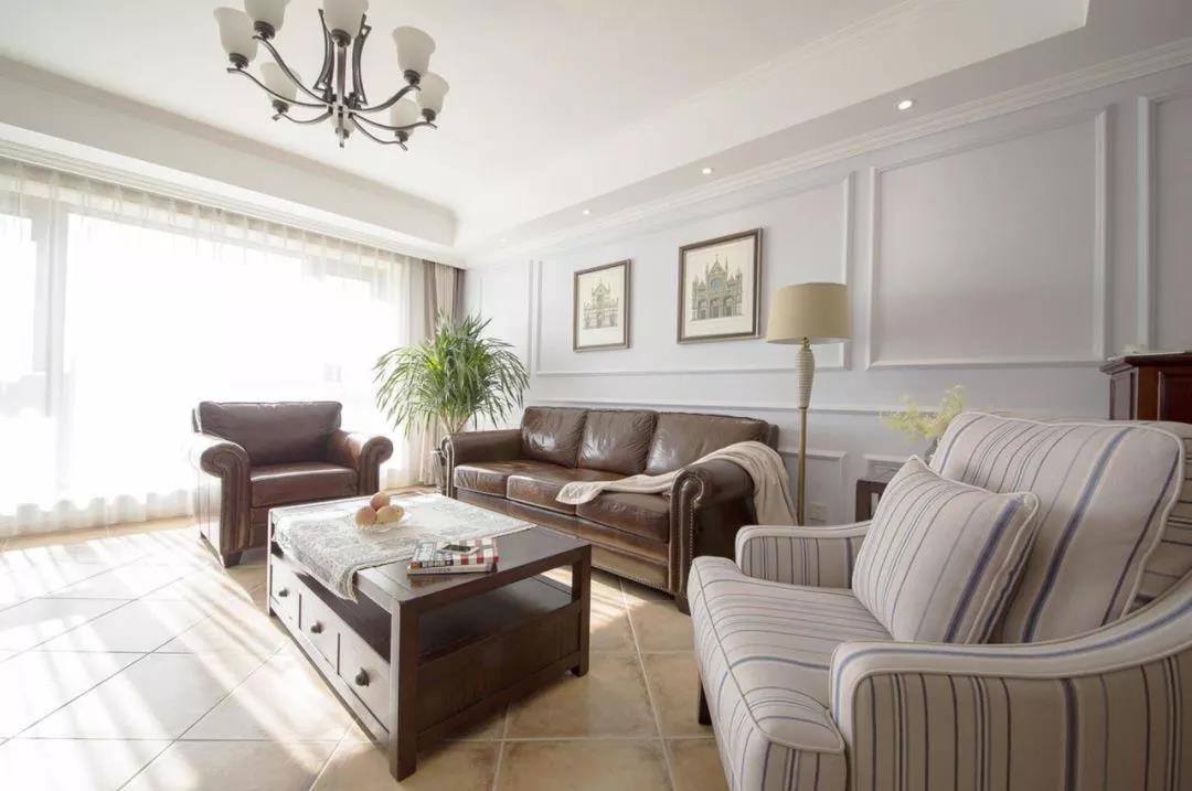 想要美式风的客厅,沙发选择很关键,这几款参考一下
