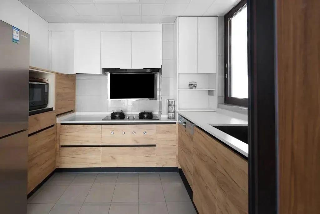 橱柜设计只需注意这3处,耐用30年不过时!